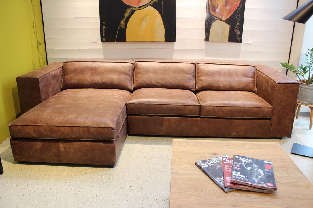 Ausstellungsstück Sofa SASSARI