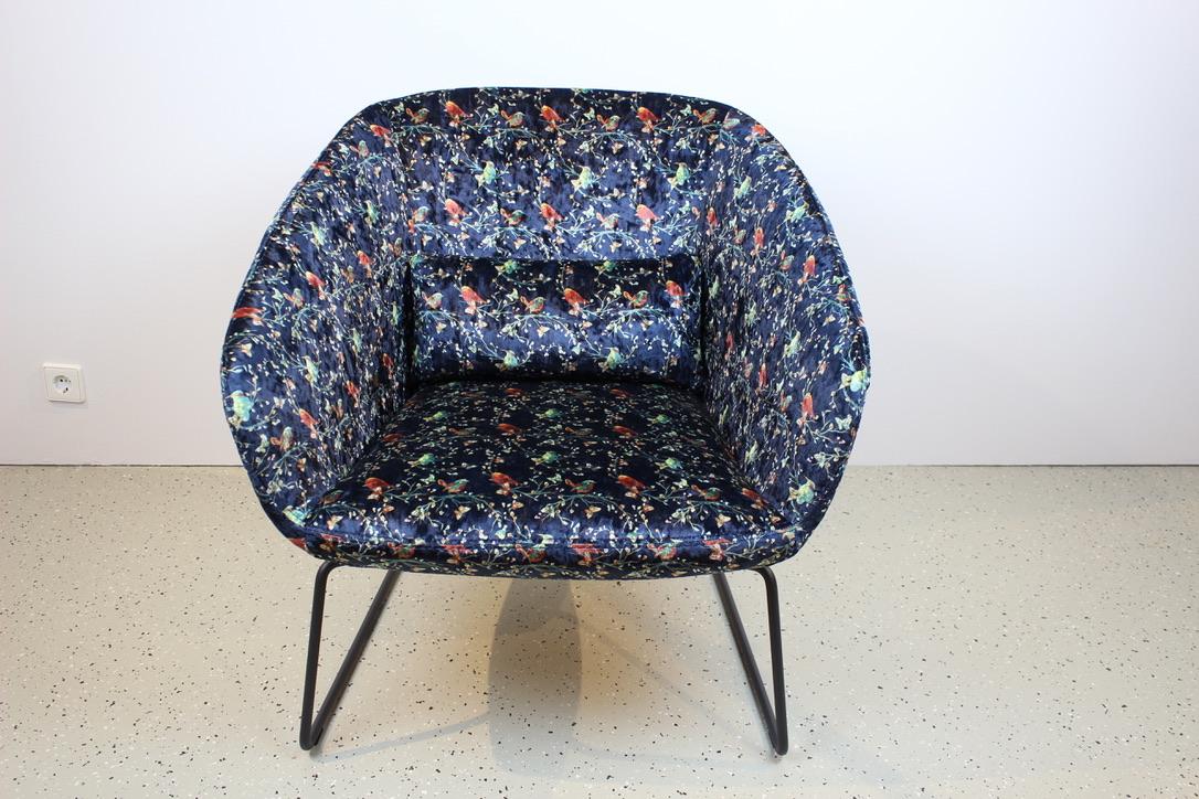 Ausstellungsstück Sessel BRITT