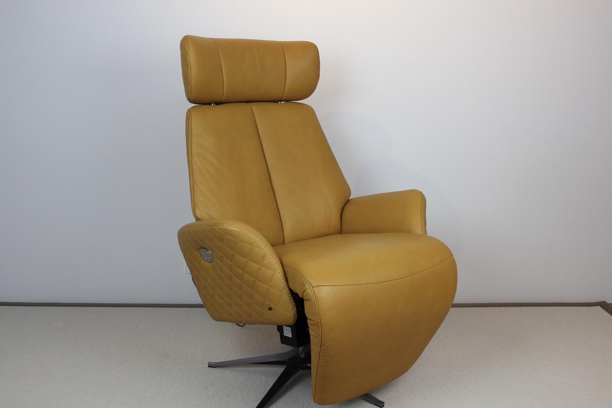 Ausstellungsstück Sessel ELITE LUX M